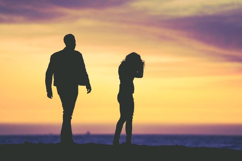 Después de las vacaciones, divorcio